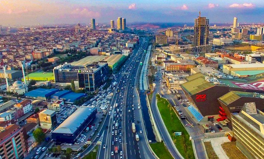 شارع باسن اكسبرس في اسطنبول – نبض اسطنبول التجاري